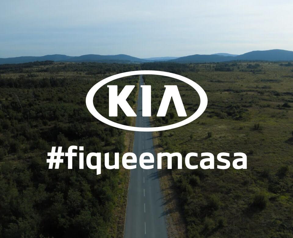 Kia #FiqueEmCasa